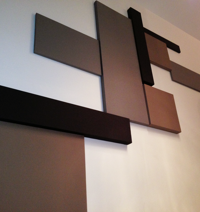 panneaux acoustique r sidentiel spica acoustique wall patterns and motifs pinterest. Black Bedroom Furniture Sets. Home Design Ideas