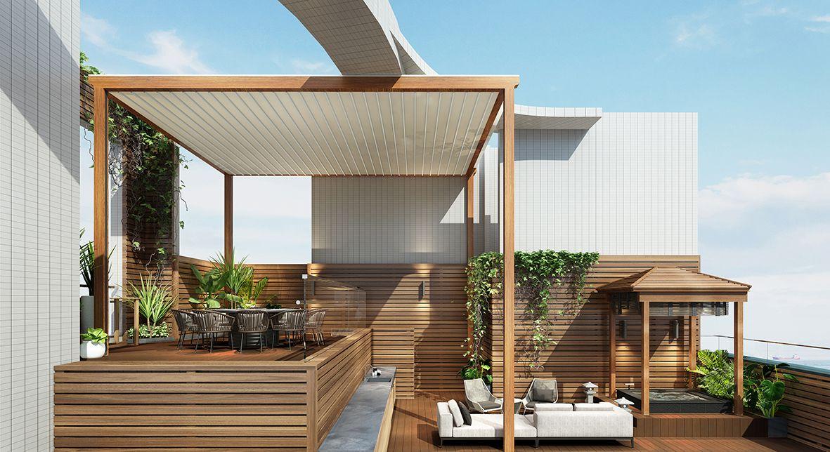 Residence Interior Design By Mas Studio Limited Outdoor Decor Studio Residences