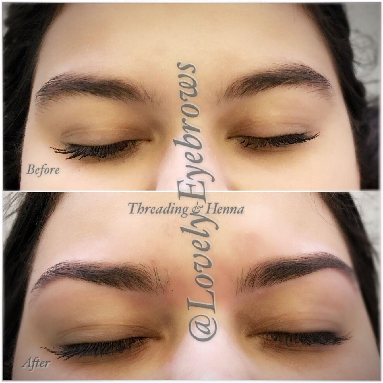 Perfect Eyebrows Threading Eyebrows Even Defined Lovely
