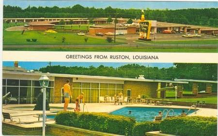 The Old Holiday Inn Was A Howard Johnson And Probably Other Names Used To House Maxwells Restaurant As Well I 20 Service Rd Ruston LA