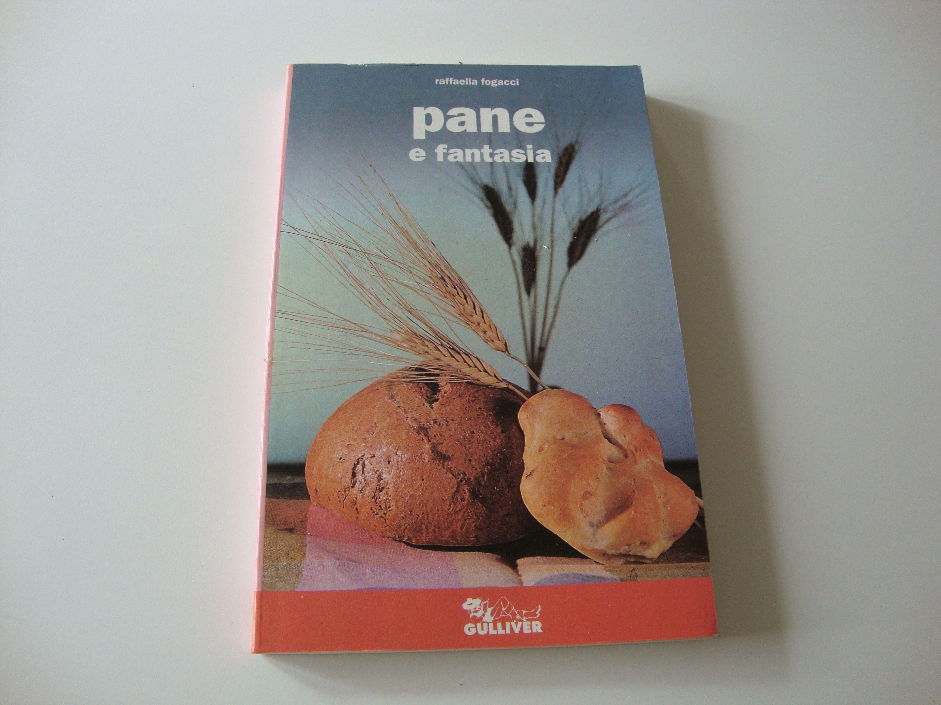 Libro sobre el pan.