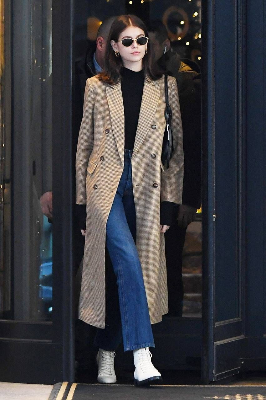 Kaia Gerber Wore Reformation's Best Timeless Investment Piece – Kaia
