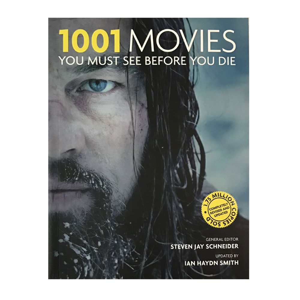 1001 Movies To See Before You Die Is An Epic Book That Celebrates