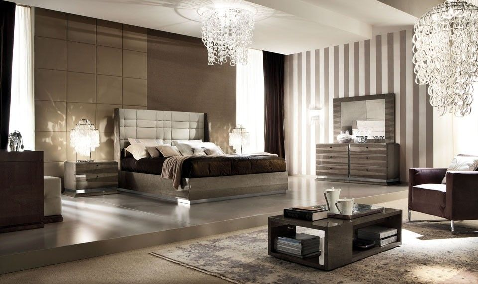 ALF Contemporary Bedroom Monaco | Dream home | Pinterest