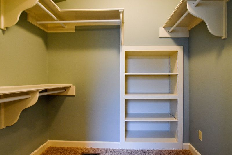 wood closet shelving. Exellent Shelving Attic Closet   All Finished With Wood Shelving And Trim  Unfinished Inside Wood Closet Shelving