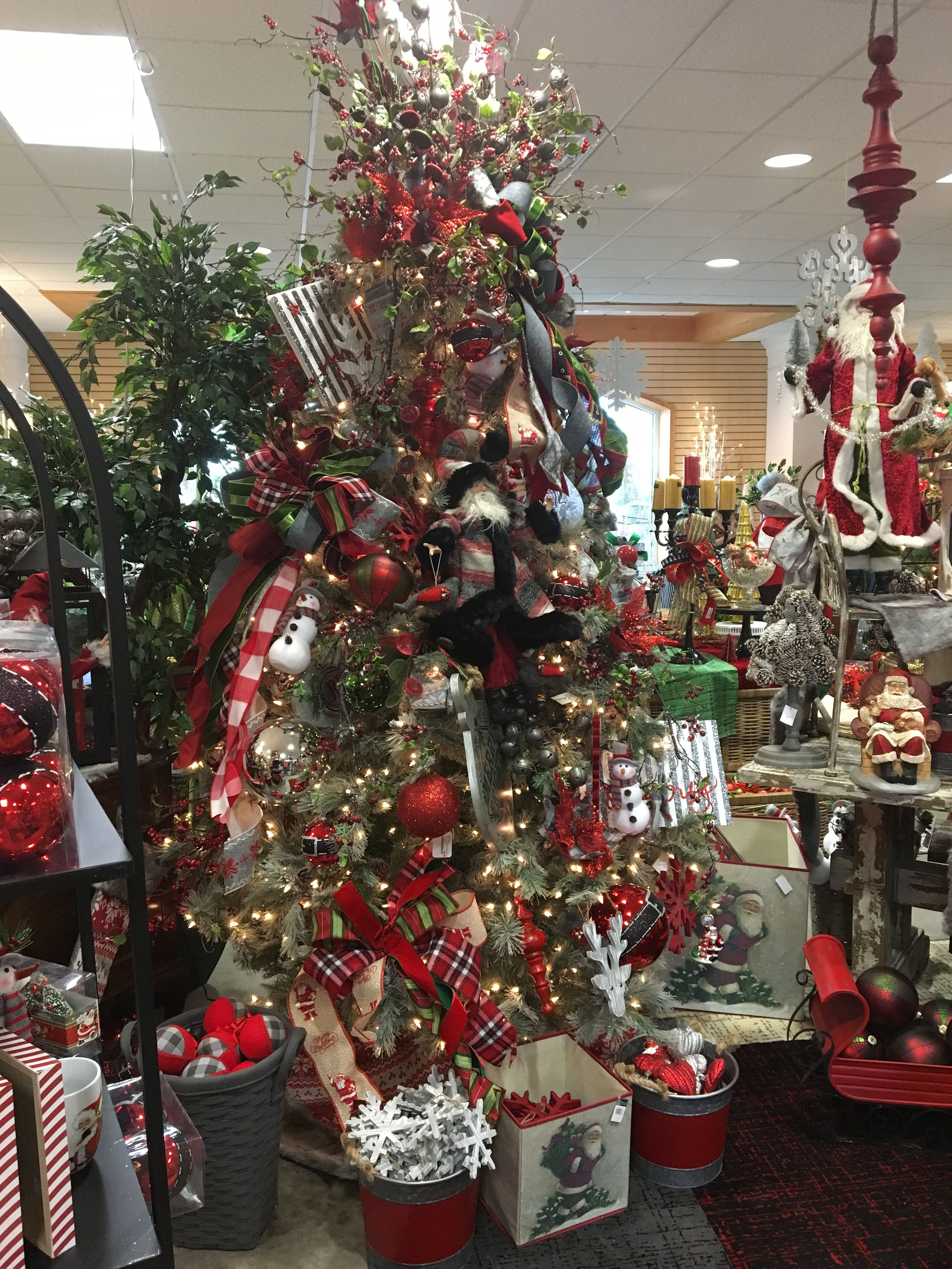Christmas At Cornelius Nursery Houston Texas
