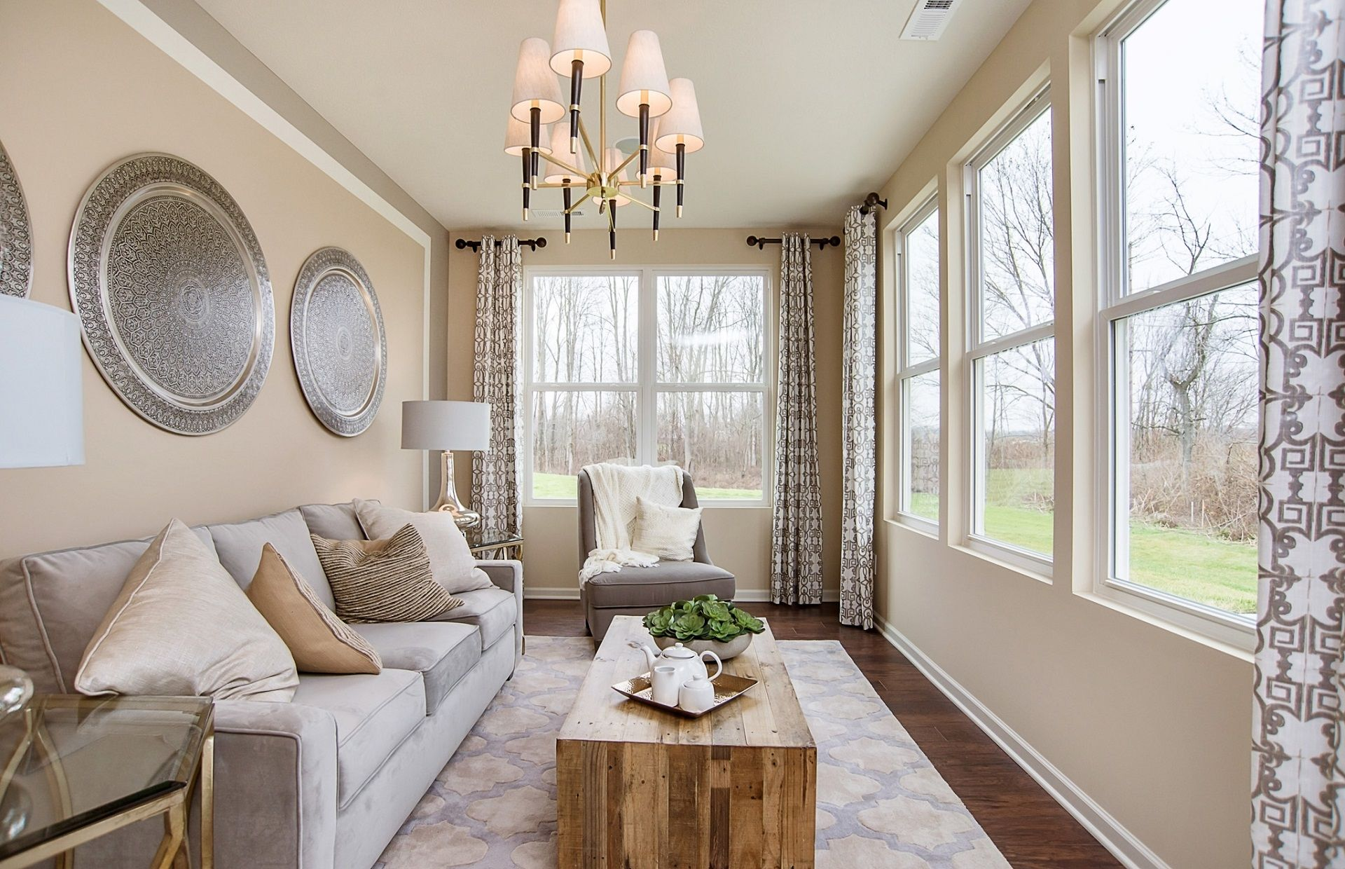 This Fresh Rustic Chic Home Decor Pairs Well With The Great Outdoors Pulte Homes