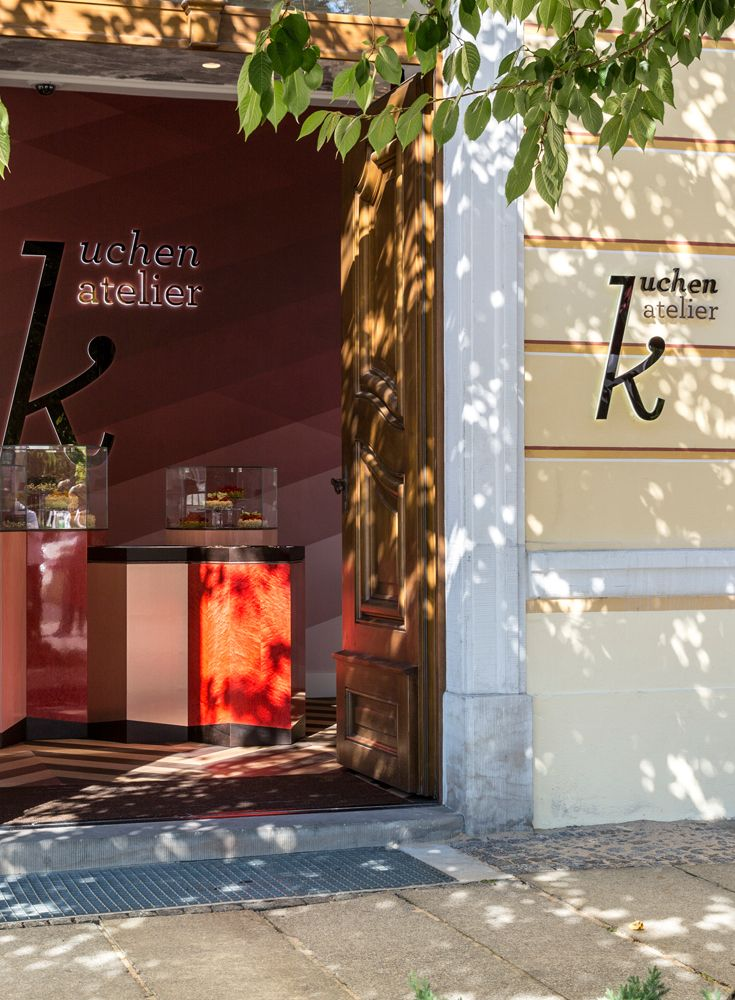 Welcome To Our Cafe Kuchen Atelier At The Gewandhaus Dresden Hotel