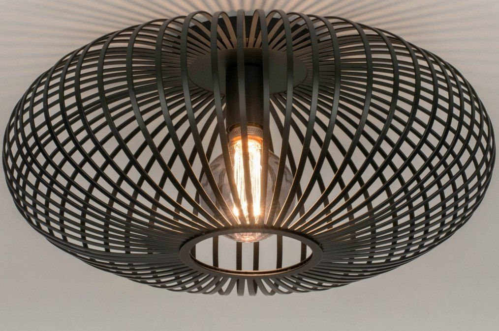 Plafondlamp 73608 Industrie Look Landelijk Rustiek Plafondlamp Slaapkamer Plafond Verlichting Slaapkamer Plafond