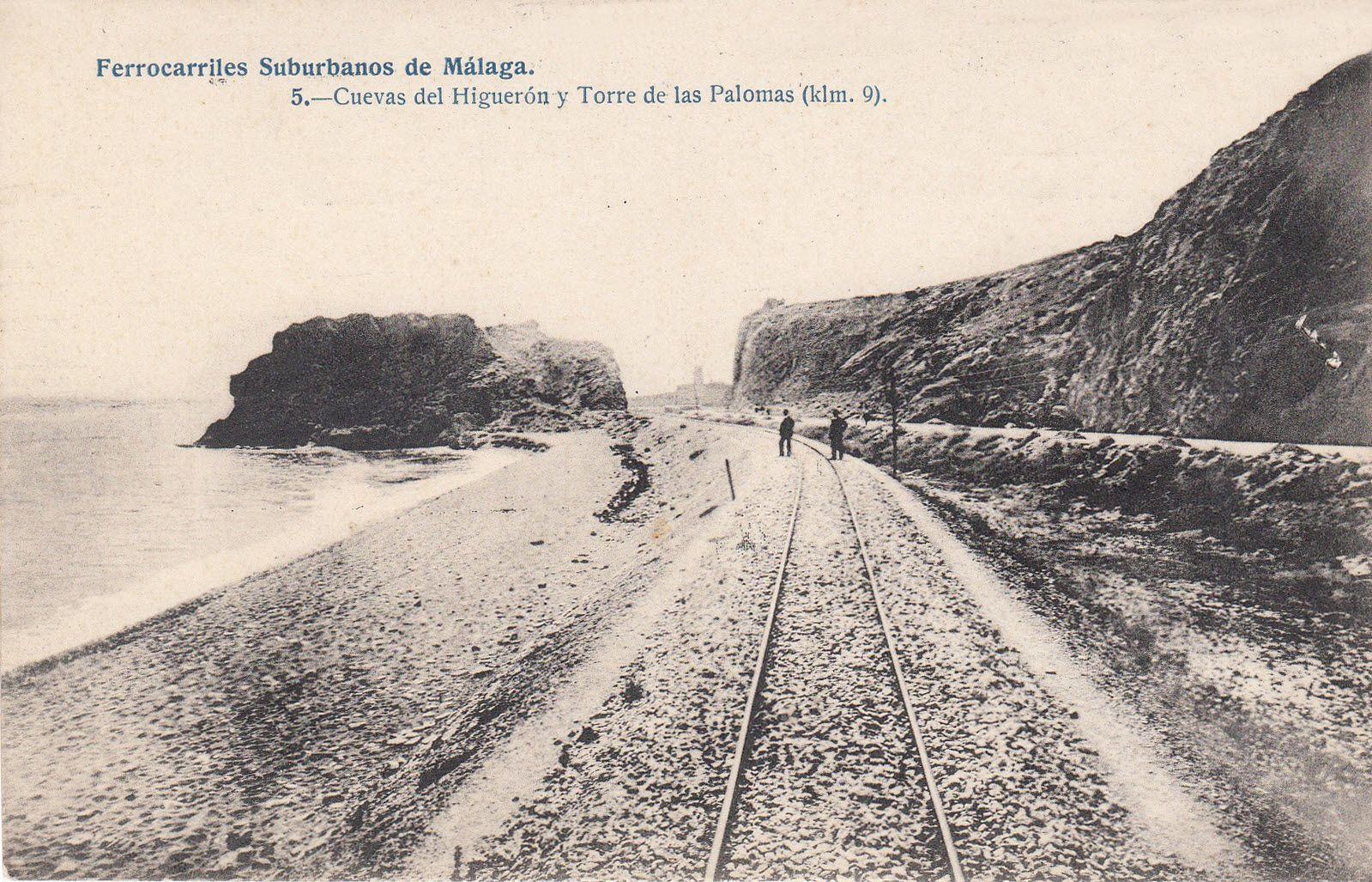 Ferrocarriles Suburbanos de Málaga.