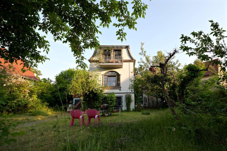 Kleine Villa mit Seeblick und Kamin Häuser zur Miete in