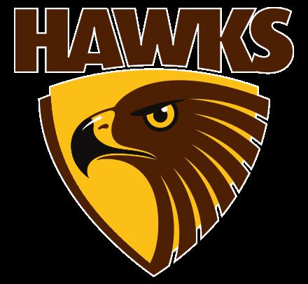 File Hawthorn Football Club Brand Svg Hawthorn Football Club Hawthorn Football Hawthorn Hawks