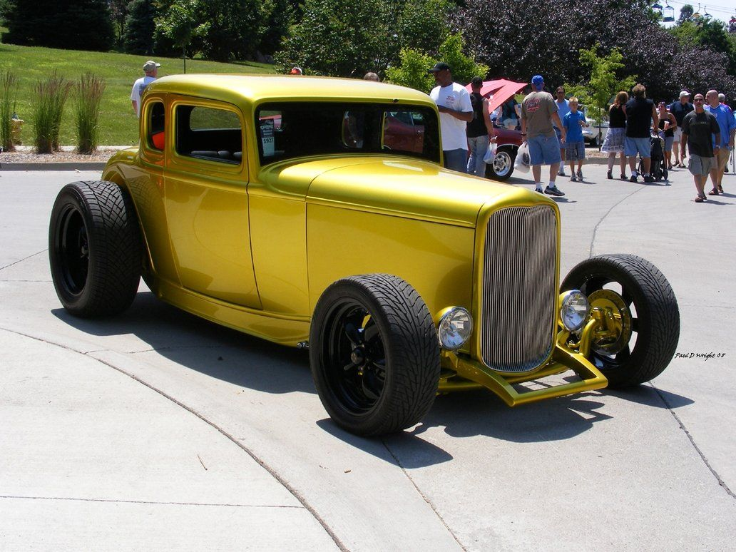 At the 2008 Goodguys Heartland Nationals in Des Moines, Iowa ...