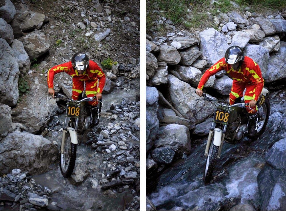 "MotArt: Moto Guzzi ""Bartorilla"" special Trial by Justyn Norek Senior"
