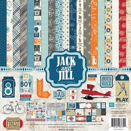 Product image for Jack & Jill Boy  Collection Kit
