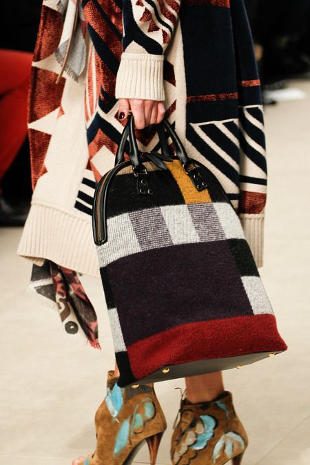Burberry Prorsum | Fall 2014 Ready-to-Wear Collection