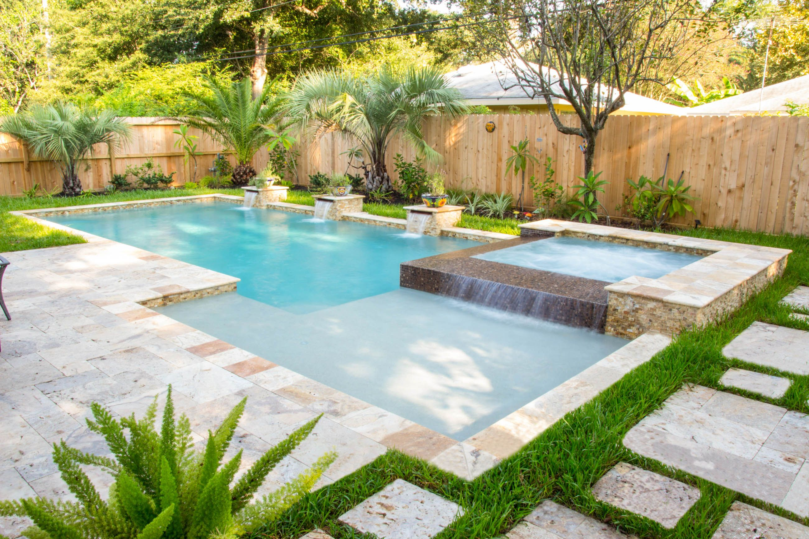 Custom Pools Priced Between 50 60k Swimming Pool Prices Pool