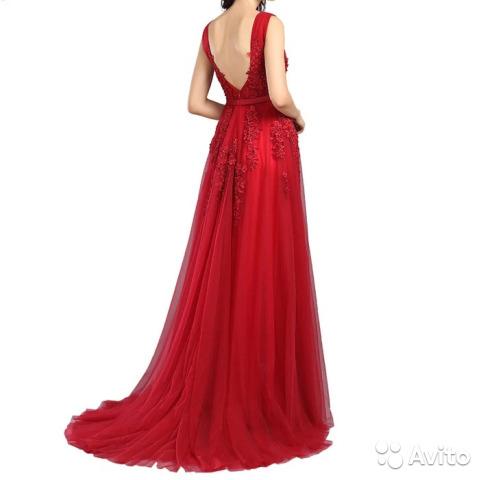 купить платье на торжество авито