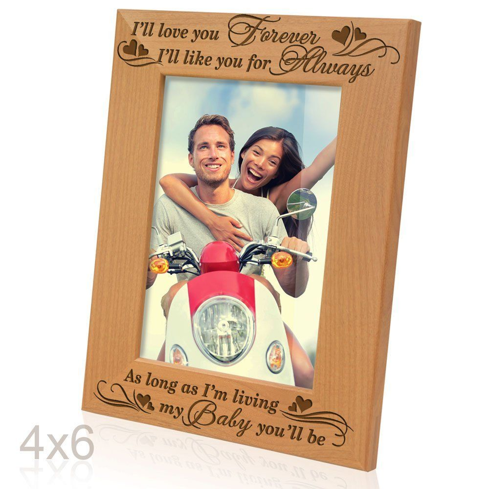 Ill Love You Forever Photo Frame Archidev