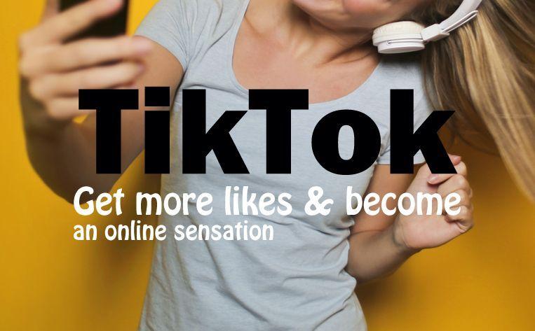 Best Place To Buy Tikitok Likes And Increase Tikitok Video Likes Sensation Social Media Marketing Online