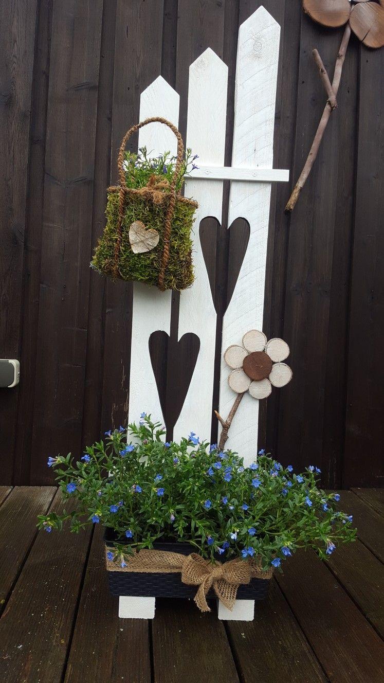 Inspirationen Dekoration Fuer Den Garten