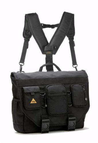 Bbp Hamptons Hybrid Messenger Backpack Laptop Bag Obsidian Black Xl Laptop Bag Bags Messenger Backpack