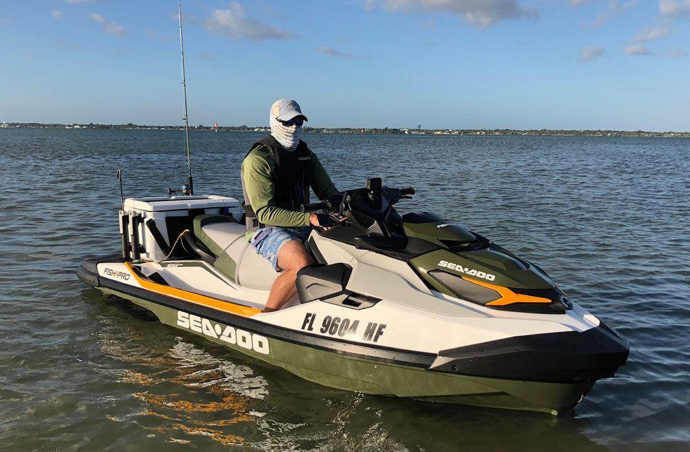 2019 Sea-Doo Fish Pro 1   Boats   Jet ski fishing, Boat, Fish