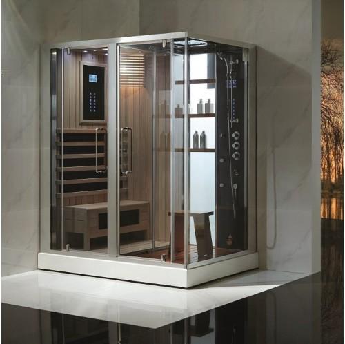 Southwood Luxury Steam Shower Sauna Home Spa Room Sauna Shower