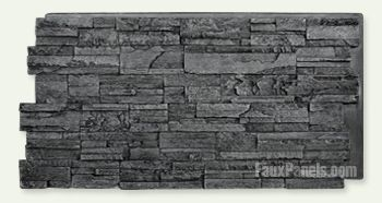 Norwich Kentucky Dry Stack Panel Home Ideas Faux Stone