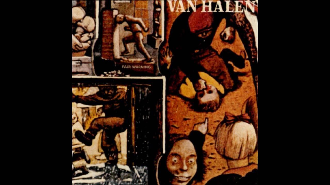 Van Halen Unchained Hd Vanhalen Music Van Halen Fair Warning Eddie Van Halen Van Halen