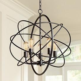 Industrial Chandeliers | Lamps Plus