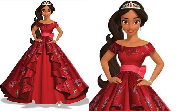 Disney escolhe estilista brasileira para criar vestido da primeira princesa latina - Moda - CAPRICHO