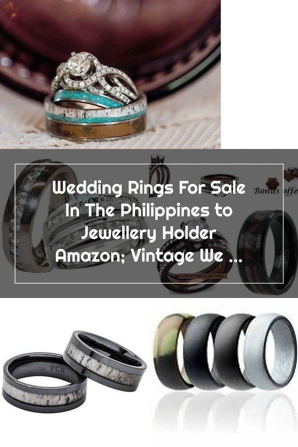Wedding Rings For Sale In The Philippines to Jewellery
