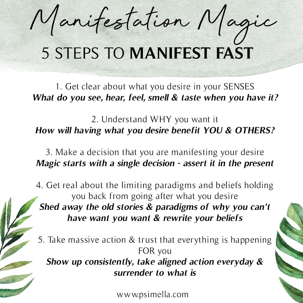 5 Steps To Manifest Fast Law Of Attraction Manifest What You Want Manifestation Quotes Manifestation Affirmations Positive Self Affirmations
