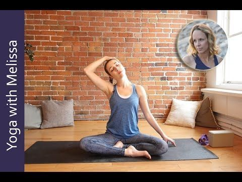 beginner yoga for the inflexible  special guest melissa