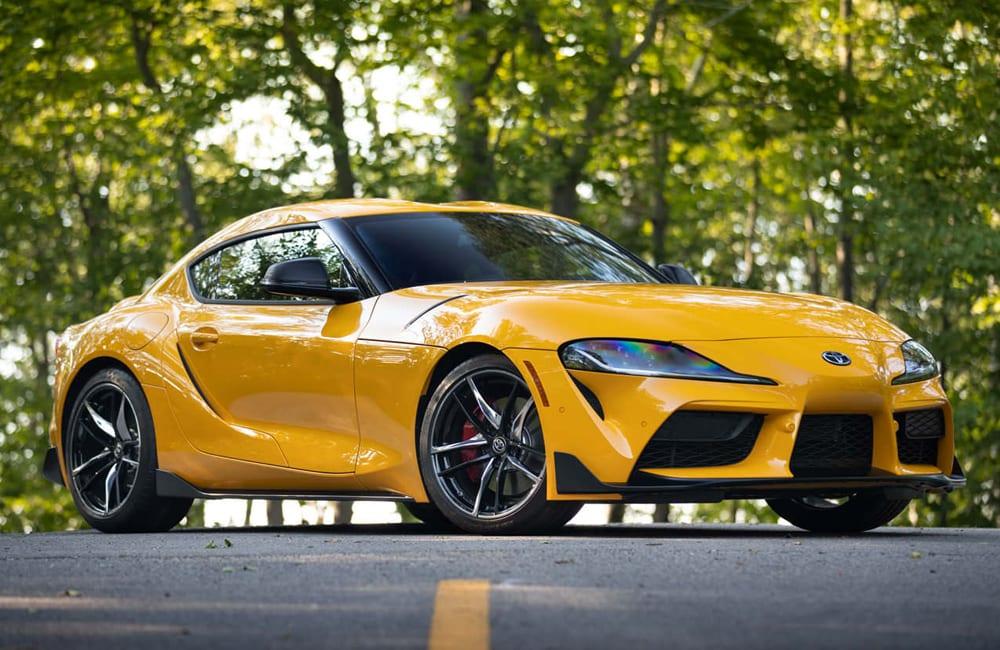 2020 Toyota Gr Supra New Cars Sports Car Car