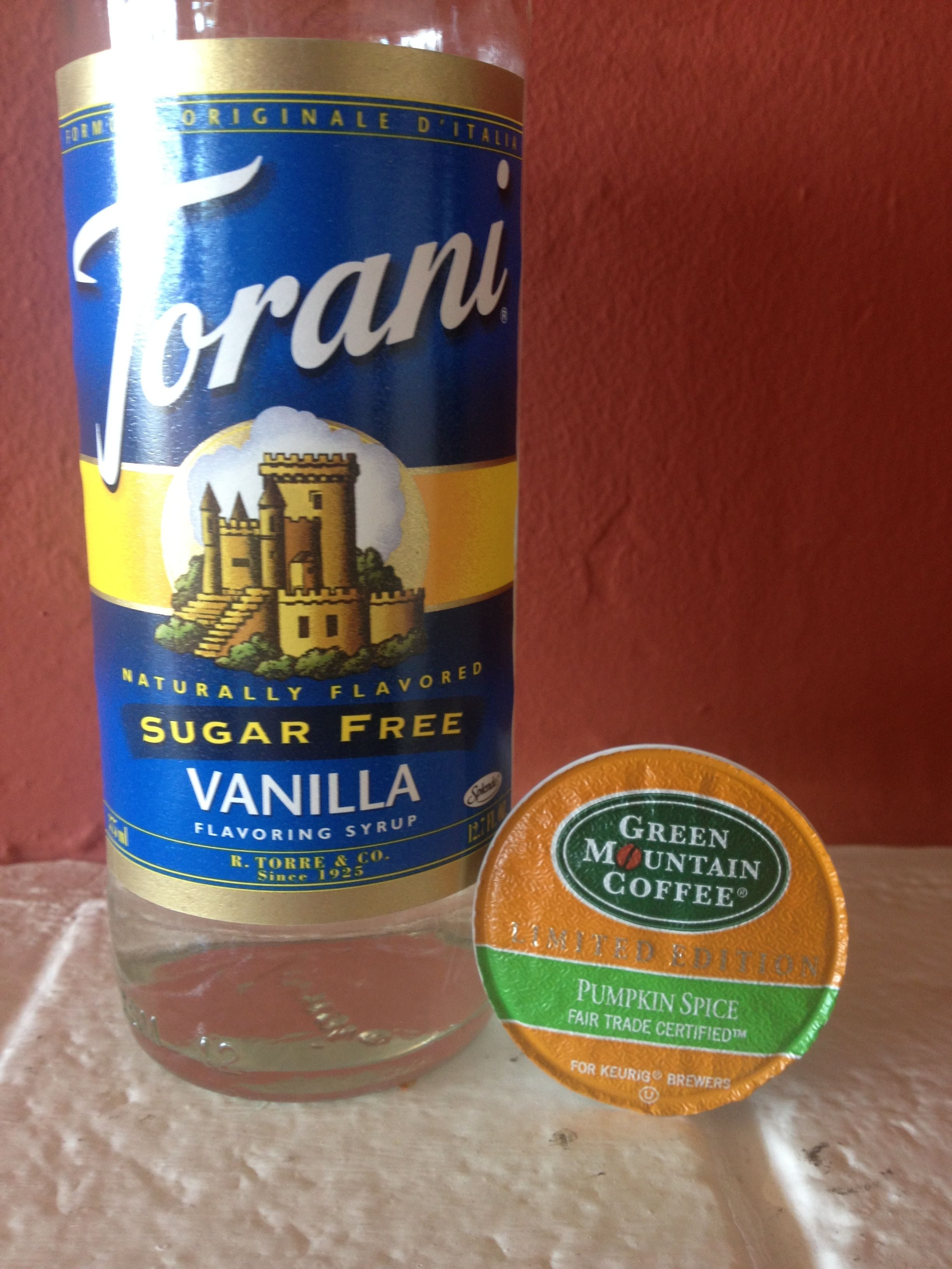 best tasting vanilla syrup for coffee
