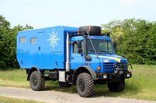 Motorhome Dakar U685 160 Kw 218 Ps Bocklet Fahrzeugbau