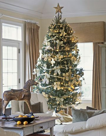 Yuletide Reverie | Silver christmas tree, Silver christmas and ...
