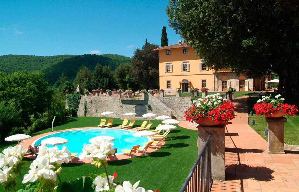 Hotel Villa Campomaggio Resort & SPA - Radda in Chianti, Siena
