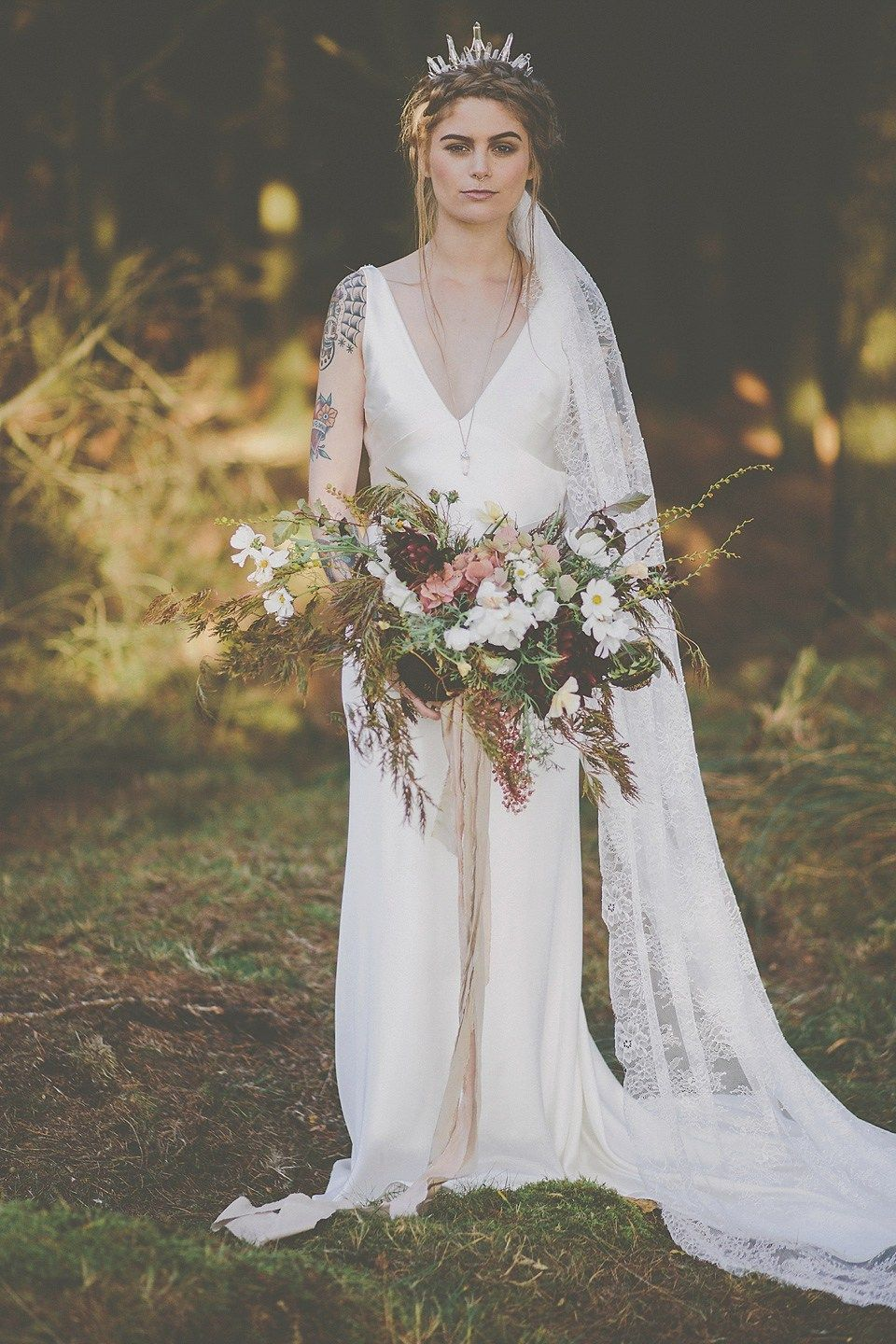 Win a £1,000 Wedding Dress From The New \'Rolling In Roses\' Label By ...