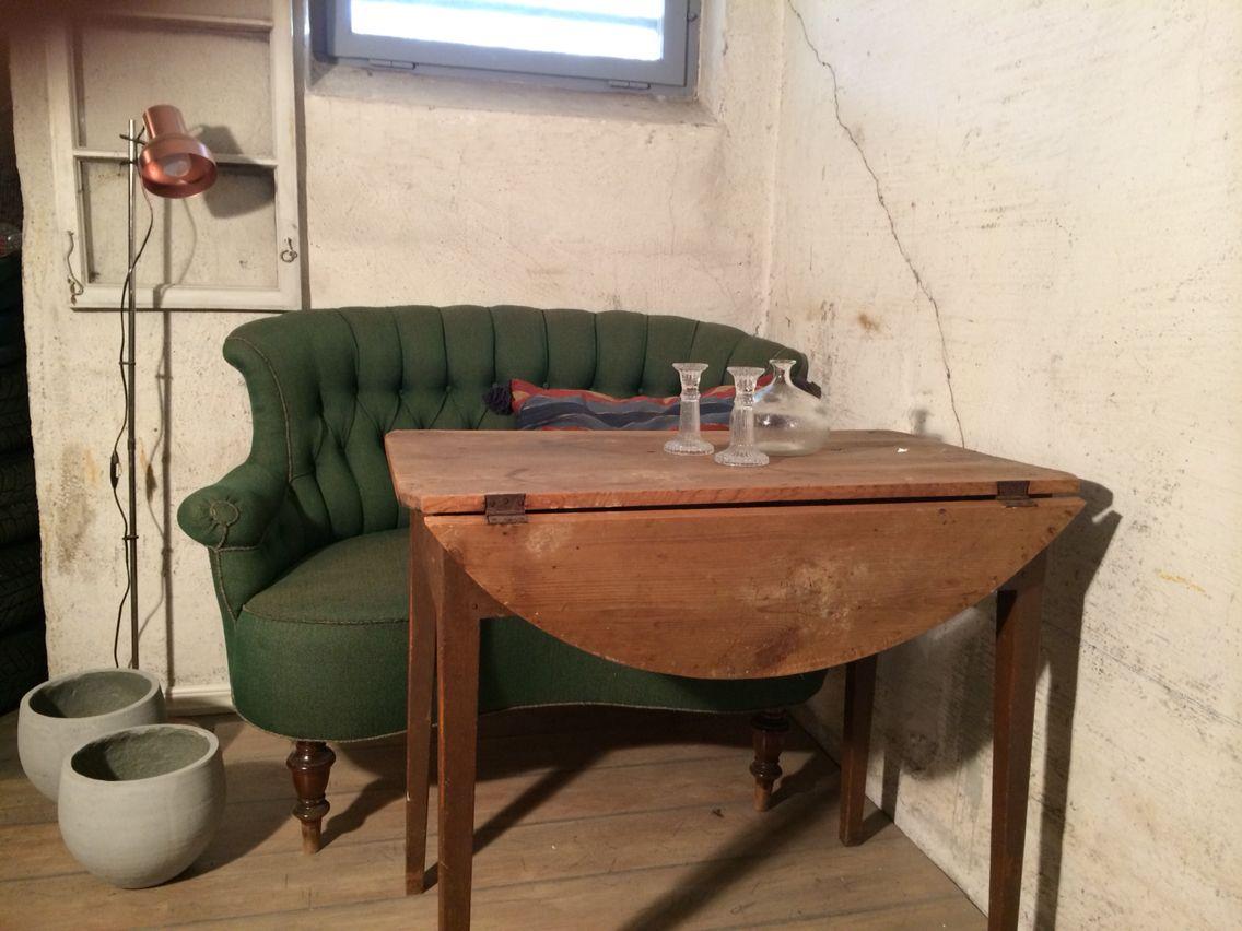 Loppis möbler