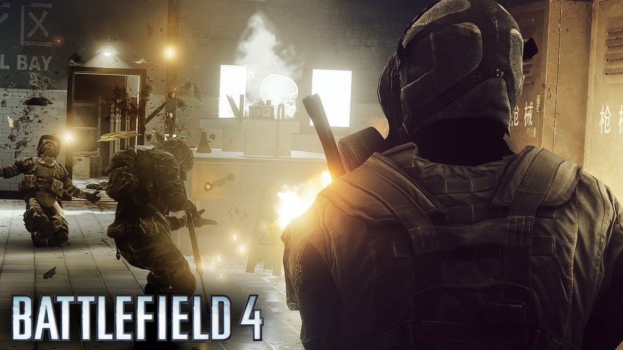 Ps4 Battlefield 4 Bf4 64 Players Multiplayer Gameplay Next