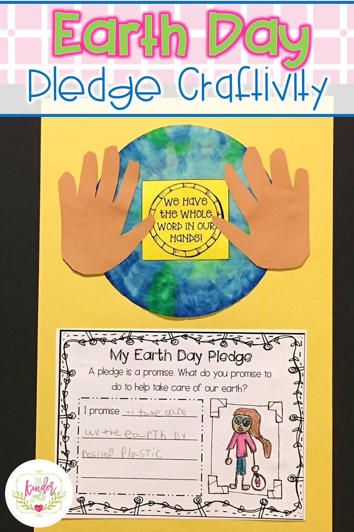 Earth Day Math And Literacy Activities Earth Day Activities