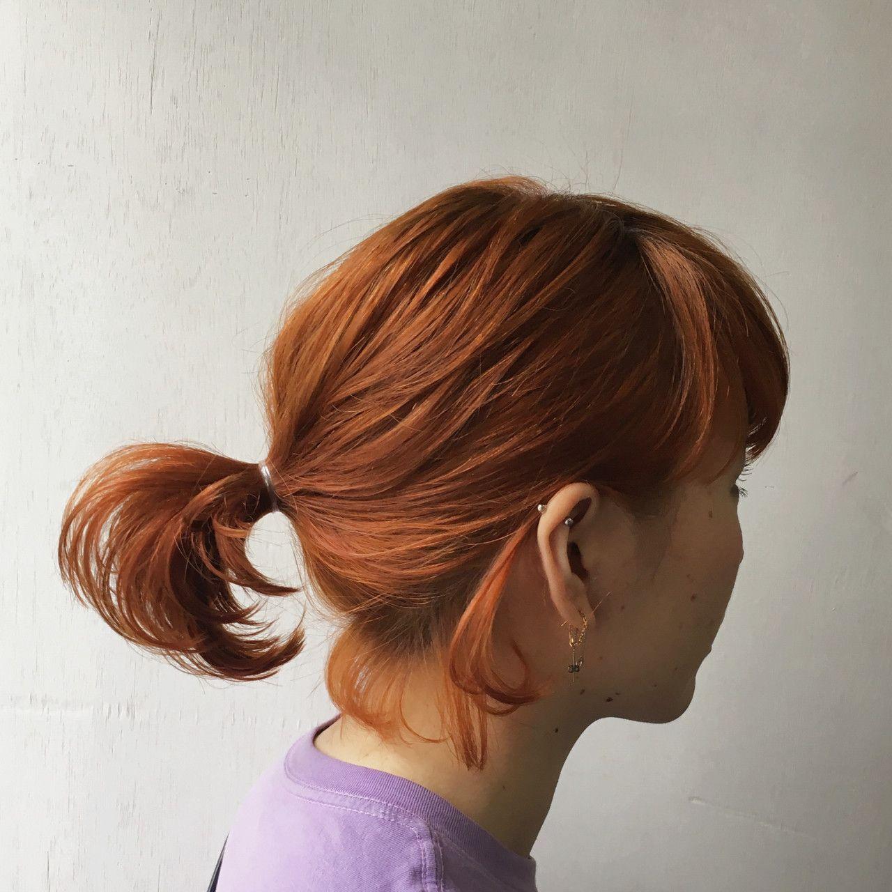 Hair 井上 拓耶さんのヘアスタイルスナップ Id 170010 ヘア