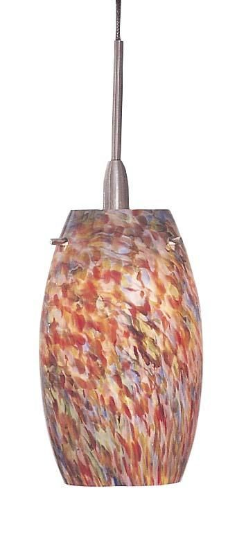 Can Light Adapter Seeded Glass Replacement Shade Seeded Glass Pendant Glass Pendant Shades Glass Pendant Light