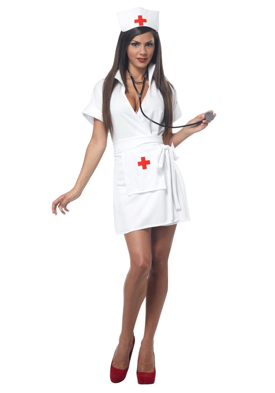 Adult costume halloween nurse photos
