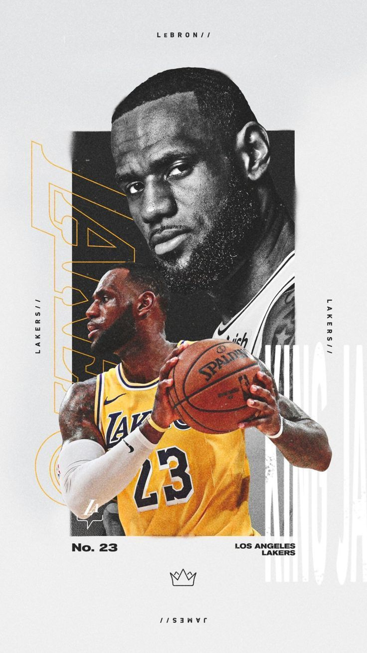 Micheal Jordan Wallpapers Logo In 2020 Lebron James Wallpapers Lakers Wallpaper Lebron James Lakers