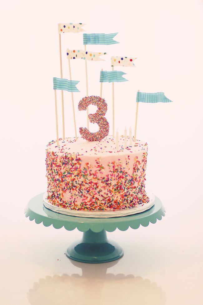 Diy Cake Flags Cake Stuff Pinterest Cake Birthday And