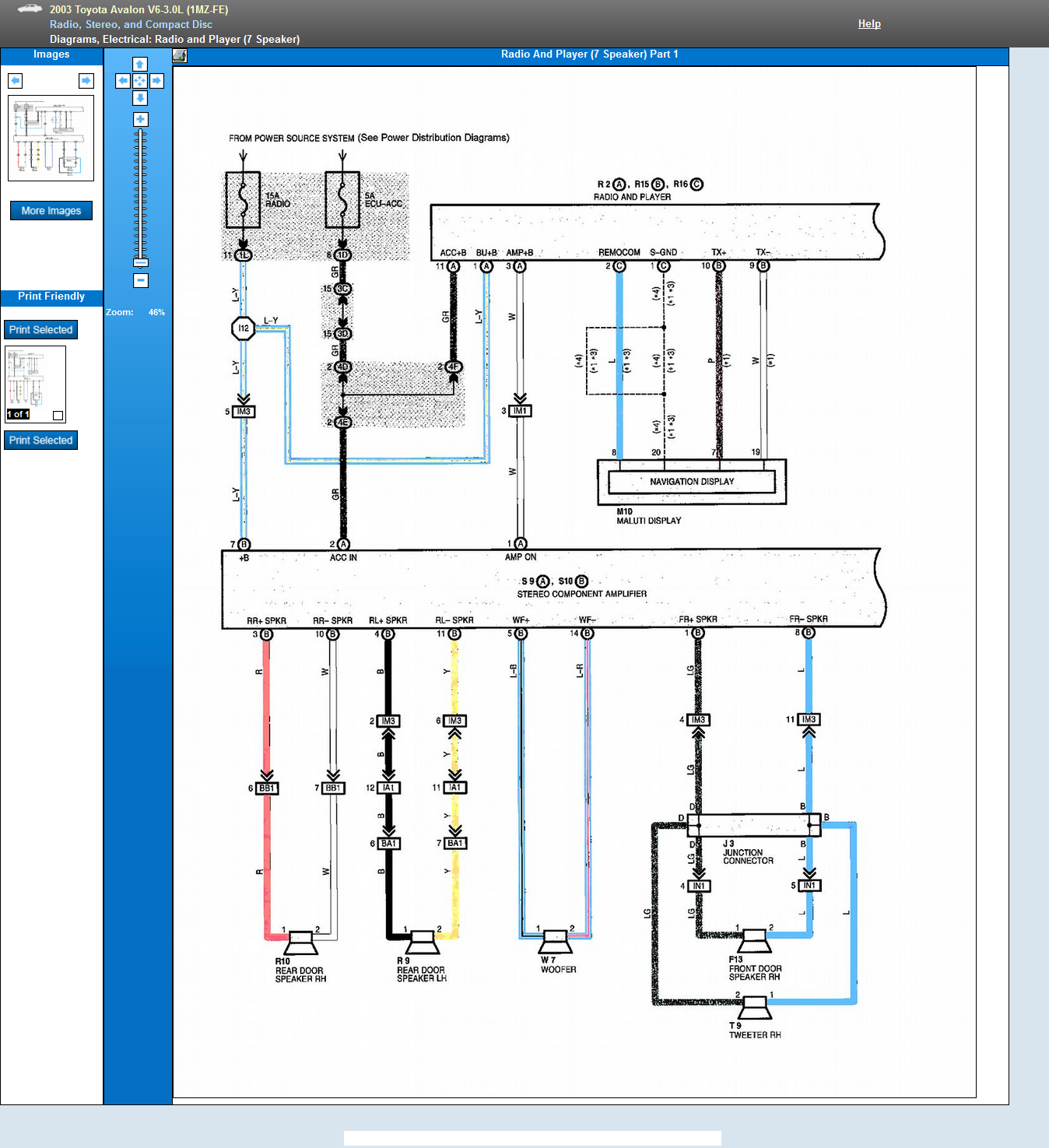 17 Good Sample Of Toyota Jbl Amplifier Wiring Diagram Design Ideas  With Images